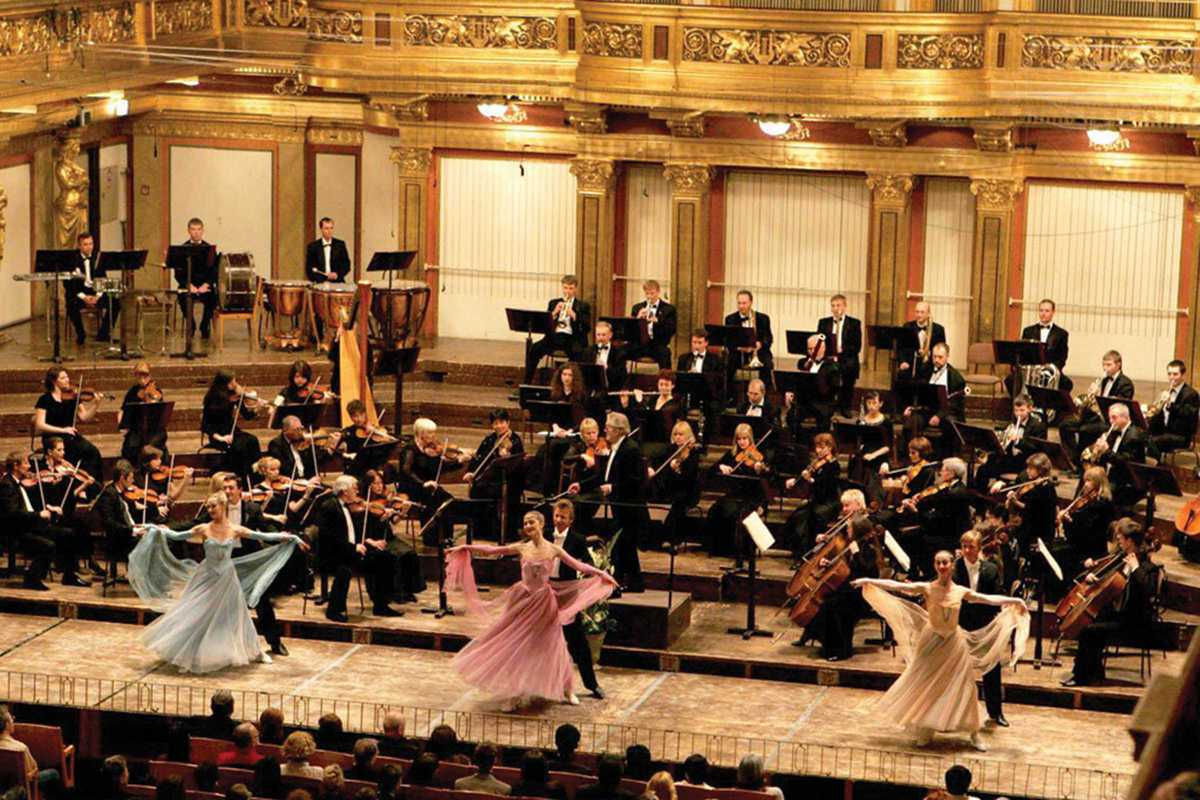 strauss festival orchestra