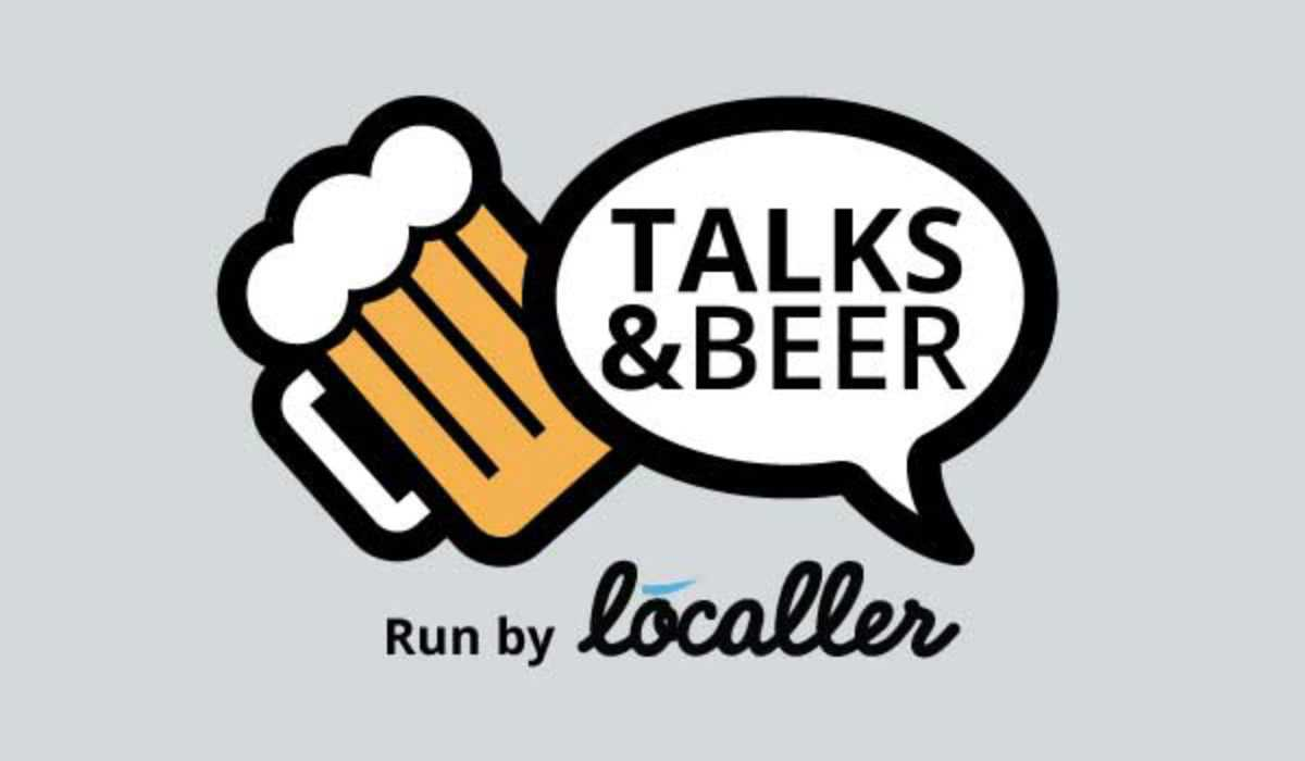 talks beer