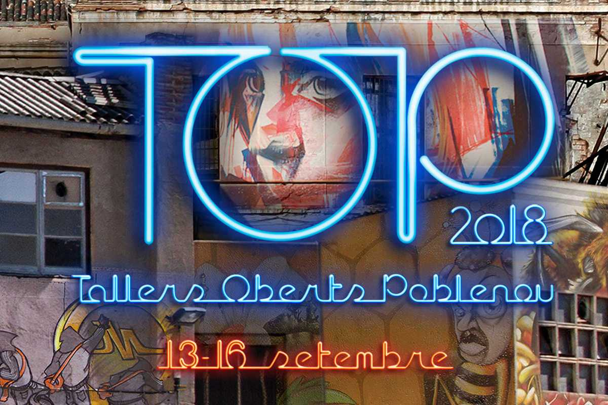 tallers oberts poblenou 2018