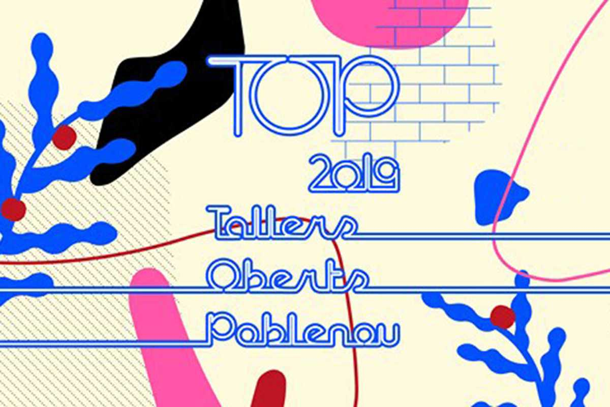 tallers oberts poblenou 2019