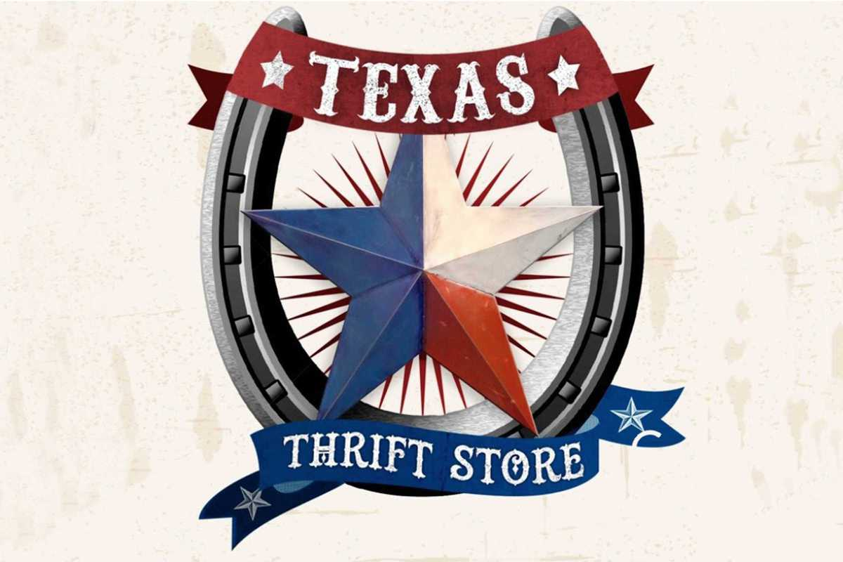 texas thrift store logo