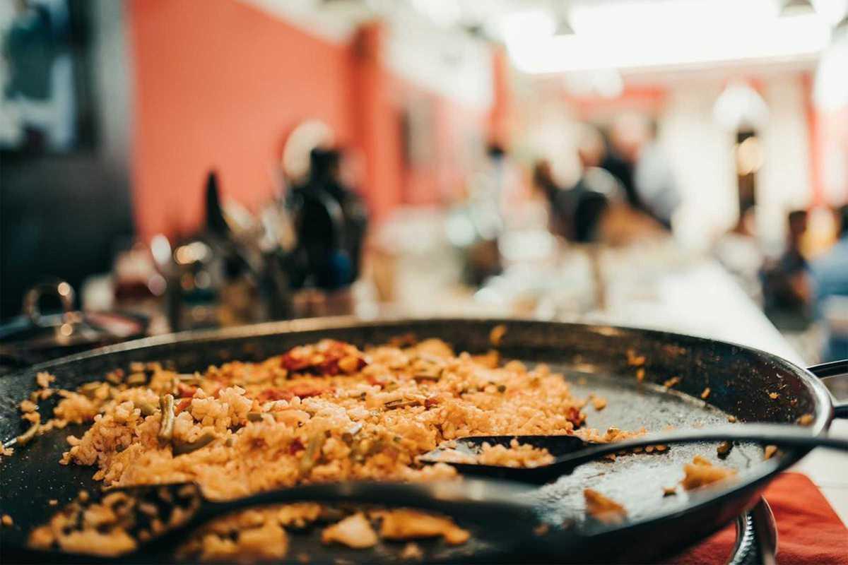 vegan-paella