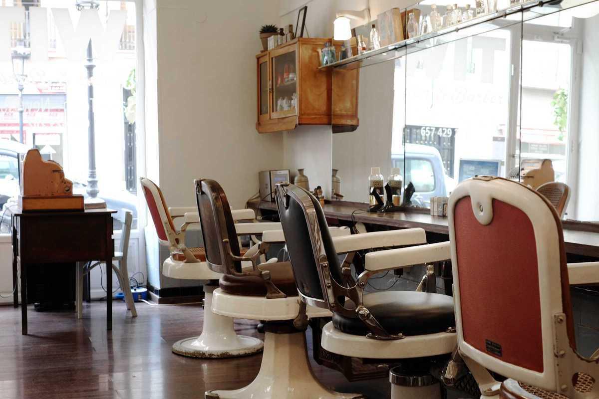 wit salon barber raval