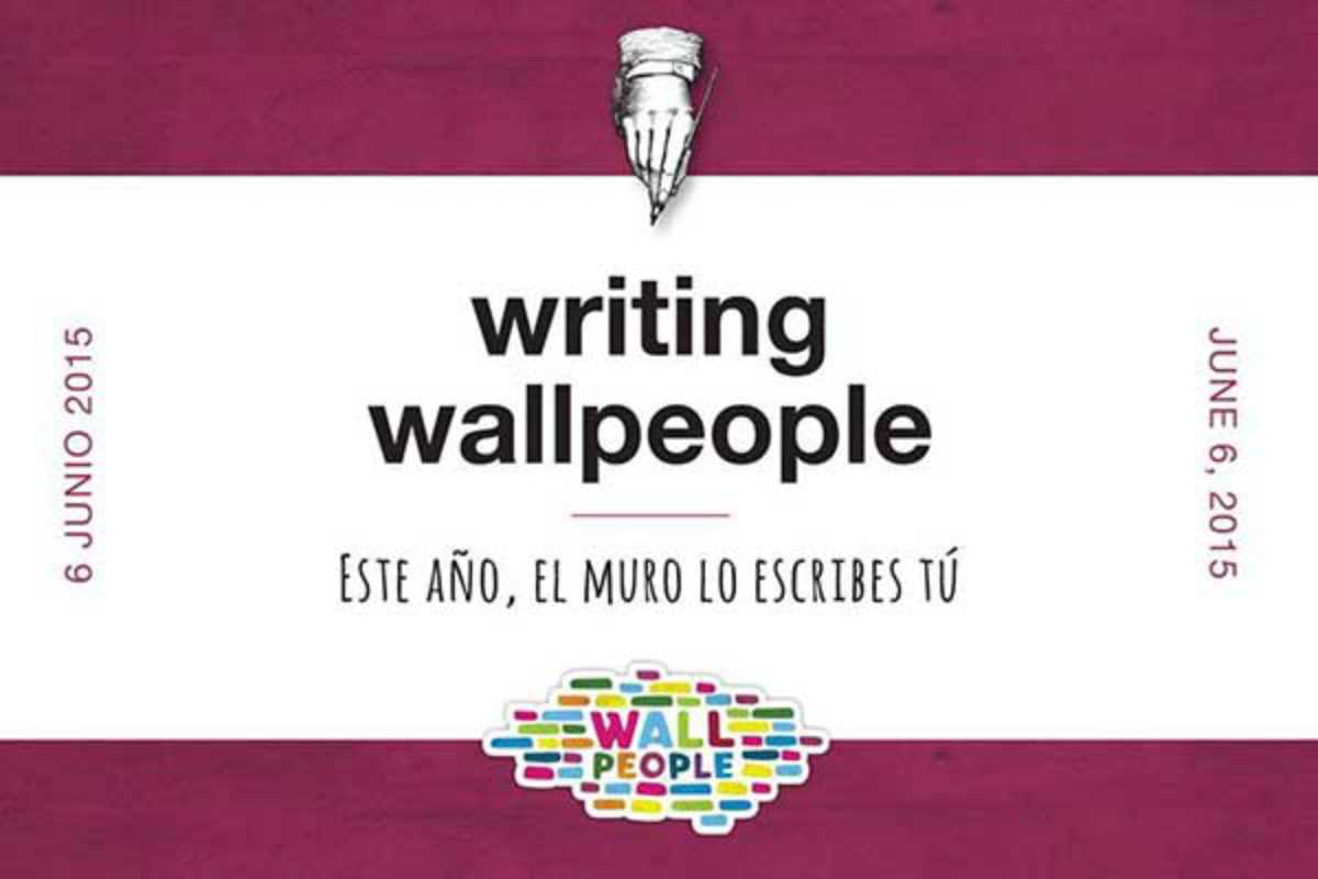 writing wallpeople