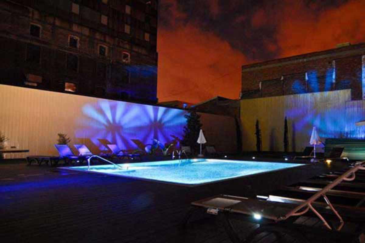zt hotel pool