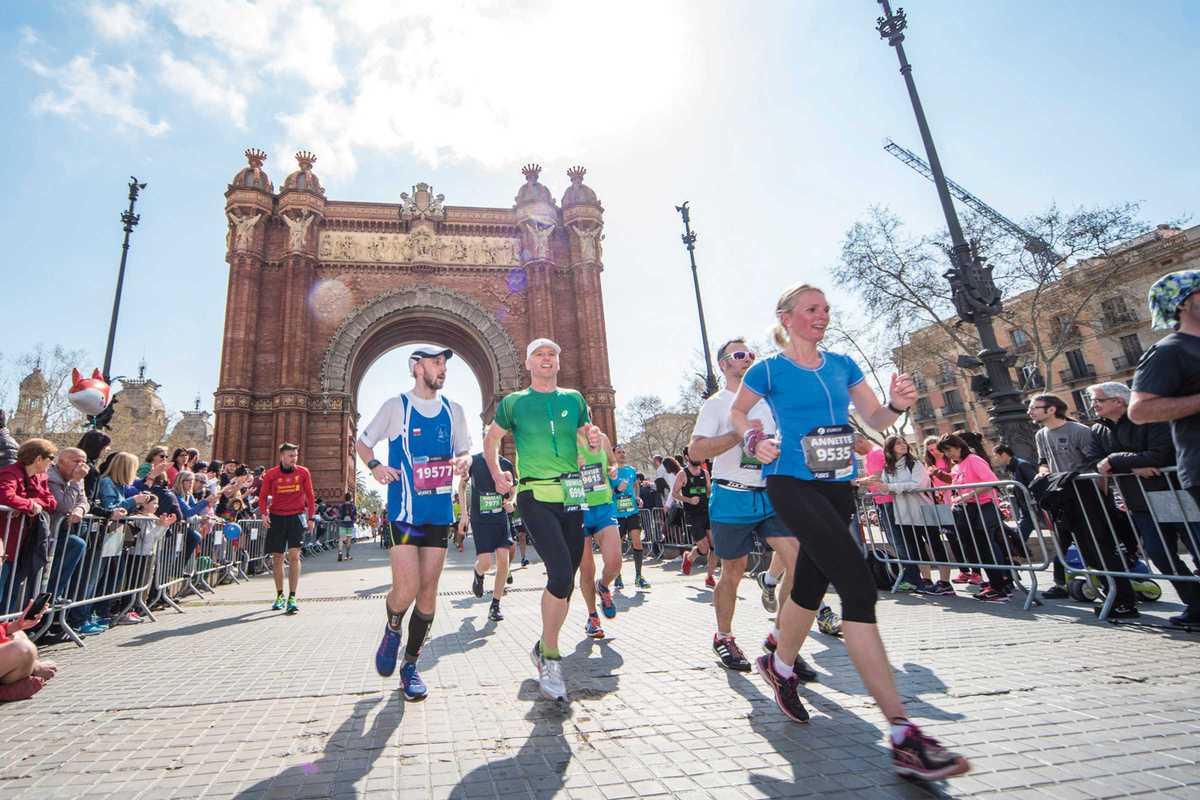 zurich marato 2018